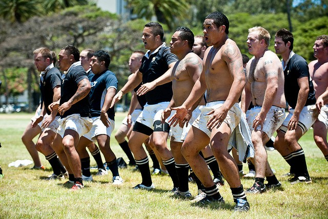 VIDEO - The All Blacks and The Meaning of the Haka