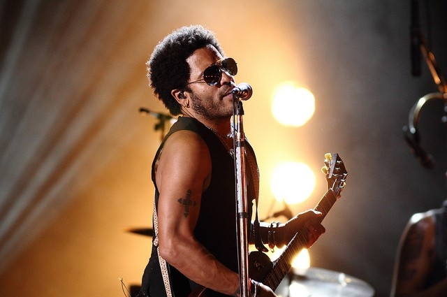 VIDEO - How Lenny Kravitz Learned to Follow Through & Succeed