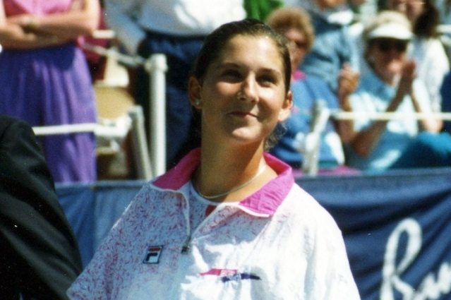 Monica Seles and the Unspoken Eating Disorder