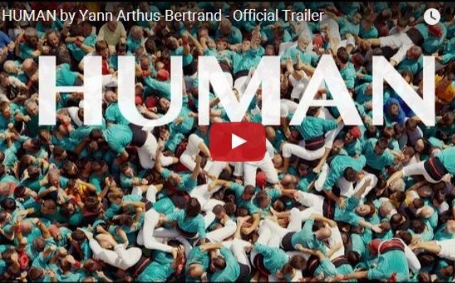 VIDEO - Yann Arthus-Bertrand - Director of HUMAN