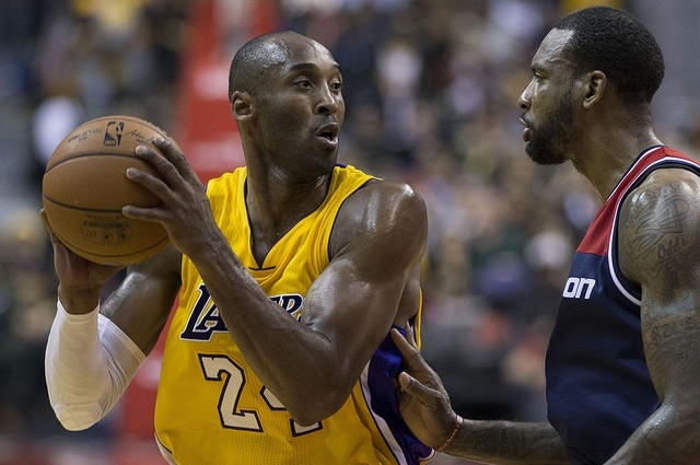 Kobe Bryant's Lesson On Leadership: Stepping Back