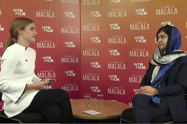 Malala Emma Watson