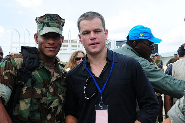 Why Hollywood Star Matt Damon Is Changing Lives with Water.org