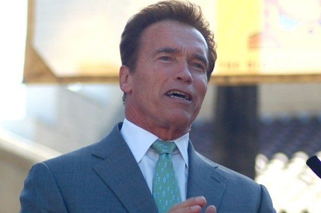 "Arnold Schwarzenegger - ""I Don't Give a **** If We Agree About Climate Change"""