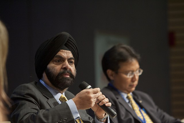 Why the Mastercard CEO Didn't Take the Company Jet After 9/11 Racism