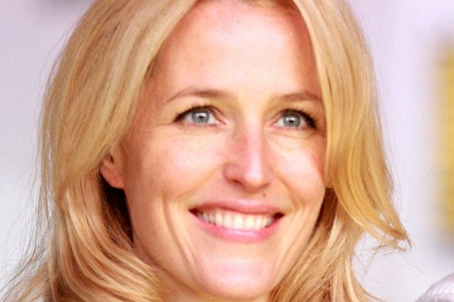Gillian Anderson on Her Deepest Fears