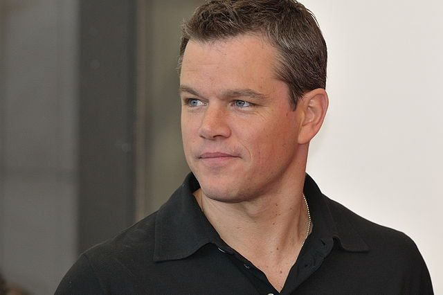 VIDEO - How Matt Damon Was Humbled by A 13-Year-Old Girl
