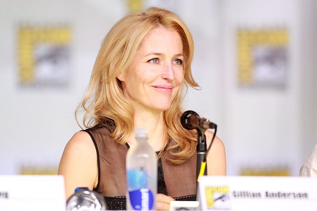 Gillian Anderson - Who Inspires Me The Most?