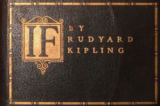sobresalir Alabama El extraño  Inspiring Poem – 'If' By Rudyard Kipling – Legends Report