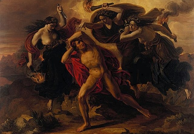 Overcoming Our Personal Demons - The Myth of Orestes
