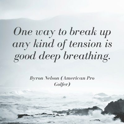-Reduce the stress levels in your life through relaxation techniques like meditation, deep breathing, and exercise. You'll look and feel way better for it.- (1)