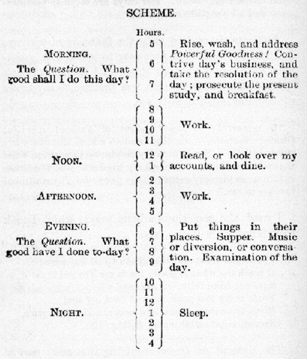 ben-franklin-routine