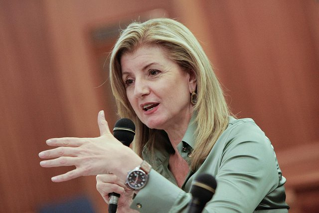 Why Is Arianna Huffington The World's Best Networker?
