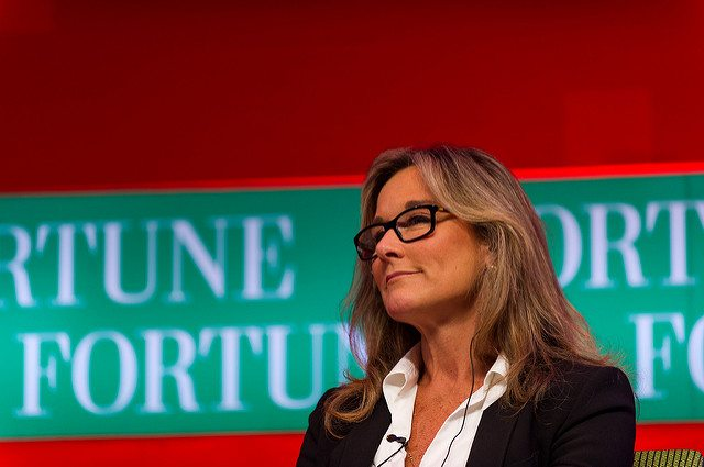 Angela Ahrendts' 3 Key Lessons For Her Younger Self