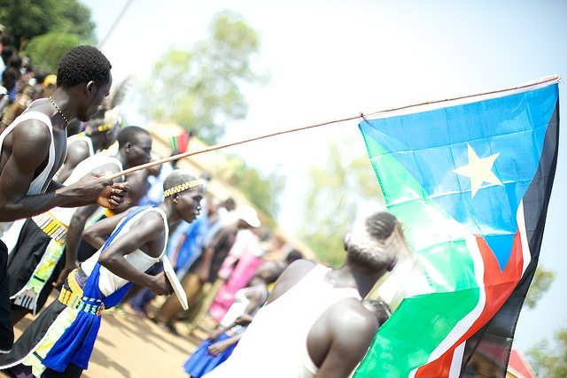 STUNNING Photos To Mark South Sudan's 5th Birthday