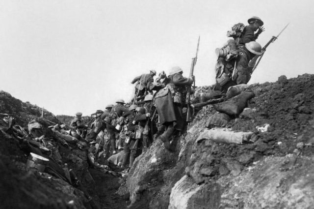 Honouring The 100 Year Anniversary of The Battle of The Somme