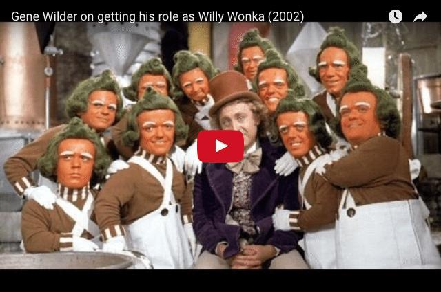 TRIBUTE: Gene Wilder - His Lifelong Love of Acting