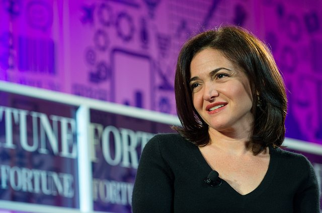Sheryl Sandberg's 3 Tips For Building Your Confidence