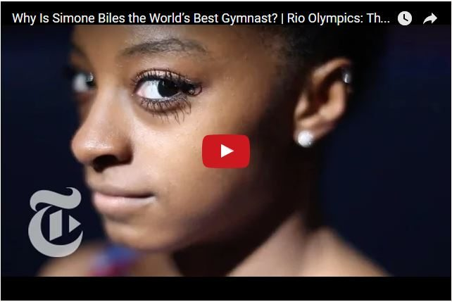 Simone Biles - The World's Greatest Gymnast & Her Troubled Childhood