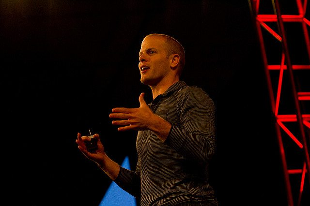 Tim ferriss on why 99 of people don 39 t achieve their for Randy stewart builder