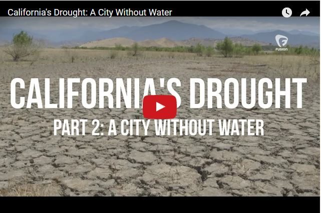Water Crisis Just a Third World Problem? Think Again...