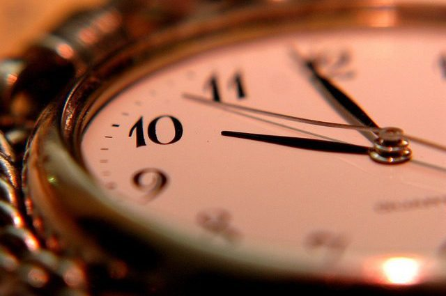 "Time Management - Busting The Myth of ""I Don't Have Enough Time"" 2"