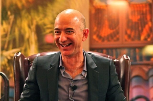 Amazon - Who Were The Original Investors In The Company?
