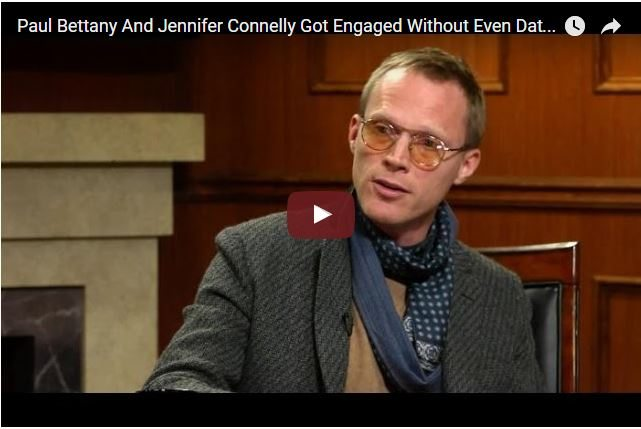 INSPIRING - Why 9/11 Compelled Actor Paul Bettany To Follow His Heart