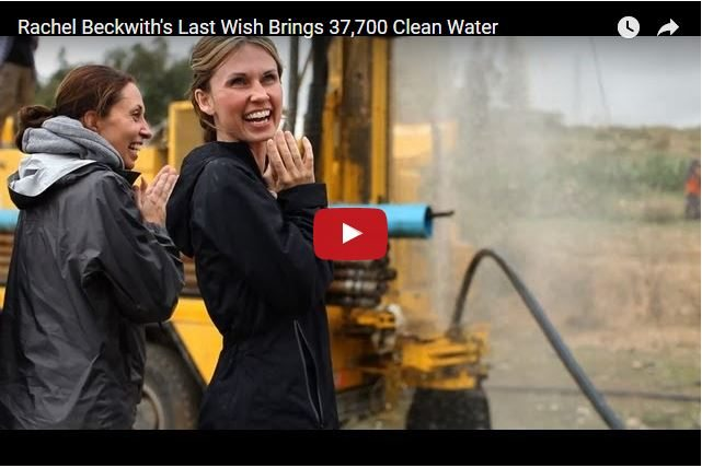 The Moving Story of a 9-Year-Old Girl's $1 Million Clean Water Legacy
