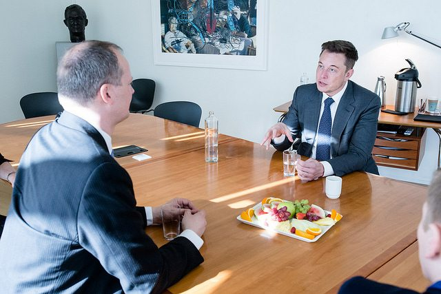 How Elon Musk Leads a Company With Integrity
