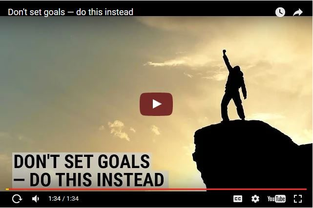 James Altucher Explains Why Values Are More Important Than Goals