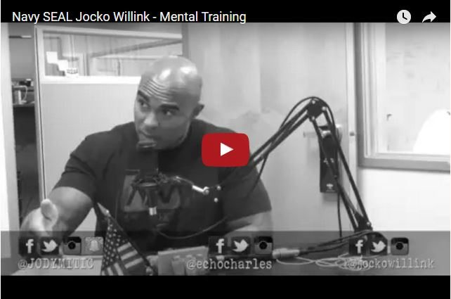 VIDEO - A Navy SEAL Legend On Taking Control of Our Minds!
