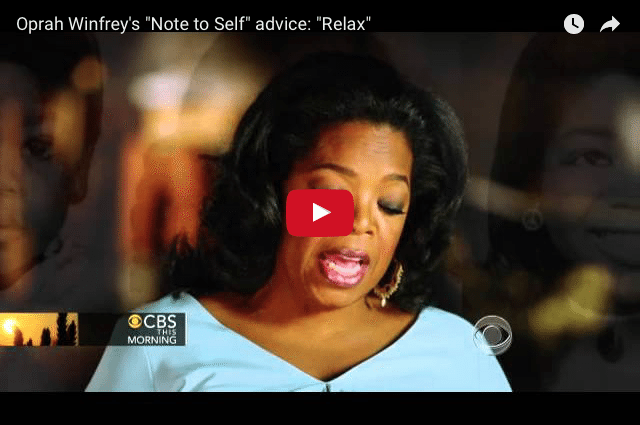Oprah Winfrey: What Advice Would She Give Her 20 Yr Old Self? 2