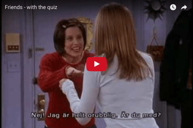 COMEDY: How Well Do You Know Your Friends?