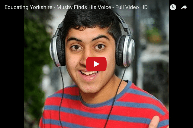 MUST WATCH - How Mushy Found His Voice