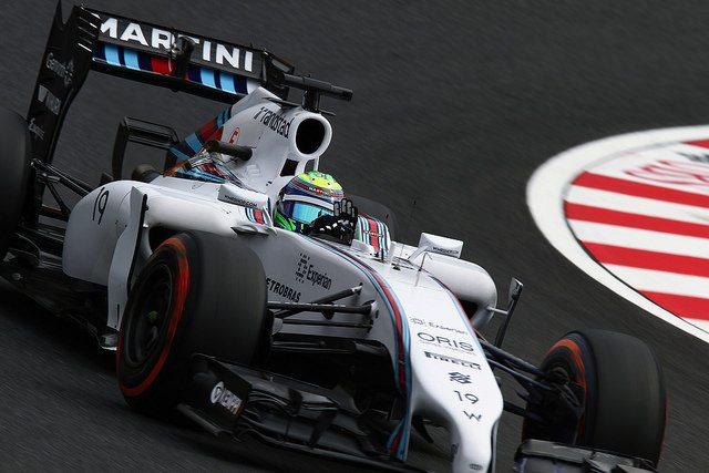 F1 Legend Felipe Massa Retires To a Standing Ovation