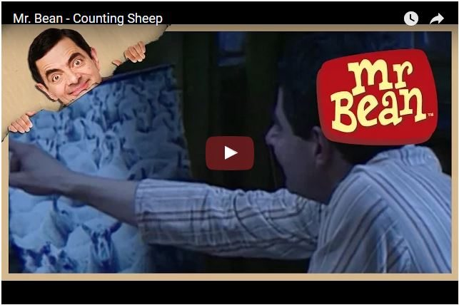 Mr Bean's Legendary Evening Routine For Insomniacs!