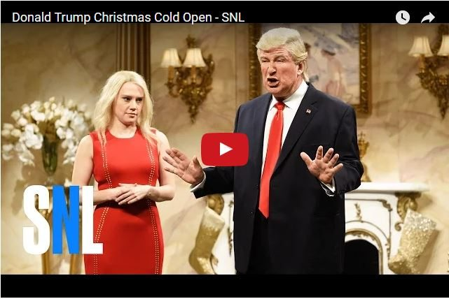 COMEDY: Saturday Night Live - Donald Trump & Vladimir Putin! 2