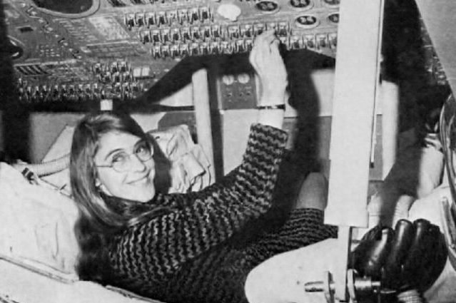 The Woman Who Landed The First Man On The Moon