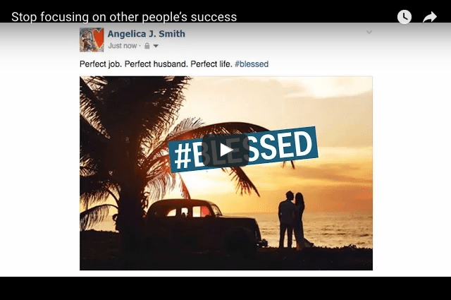 Why Do We Resent Other People's Success?