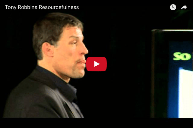 MUST WATCH Tony Robbins - Why Others Get Ahead And You Don't
