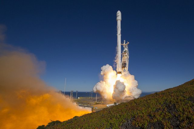 SpaceX Return To Space Flight!