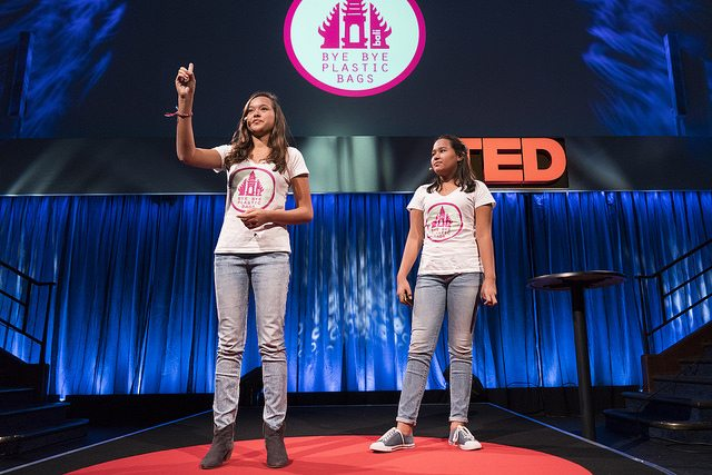 How 2 Teenage Sisters Convinced Bali To Ban Plastic Bags