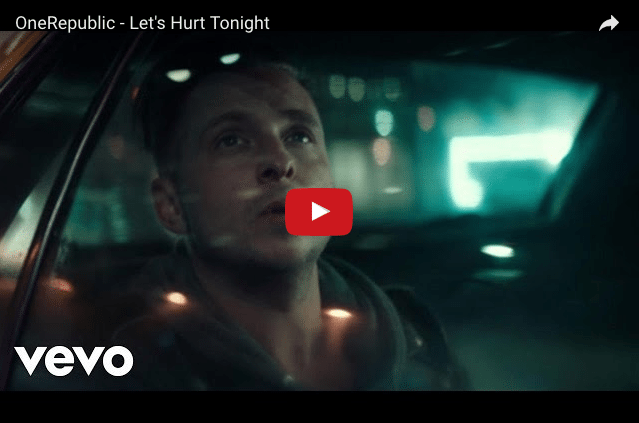 A Song About Passion & Sacrifice... OneRepublic - Let's Hurt Tonight