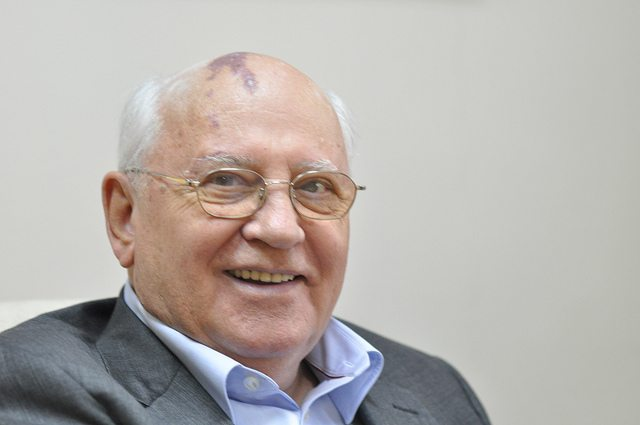 What Convinced Mikhail Gorbachev To Award The Nobel Peace Prize To Children?
