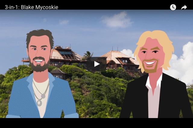 This Social Entrepreneur Shares His Best Conversation Starter With Richard Branson