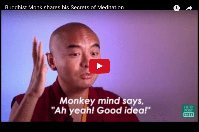 A Buddhist Monk Says Meditation Is Far Easier Than You Think