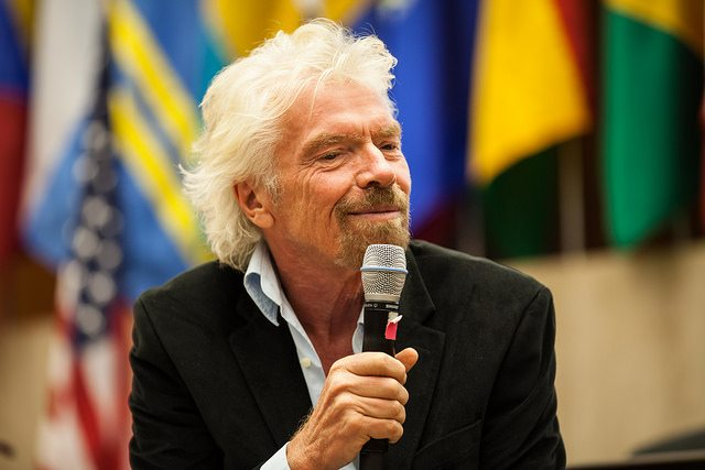 Is Richard Branson Britain's Most Popular Entrepreneur?