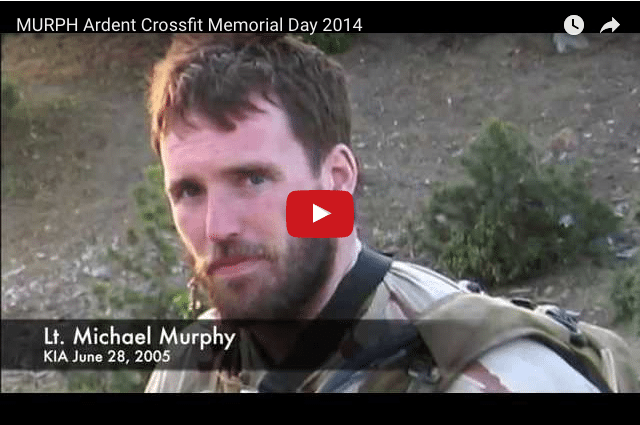 Health & Fitness Special: The Insane Memorial Day Murph Challenge!