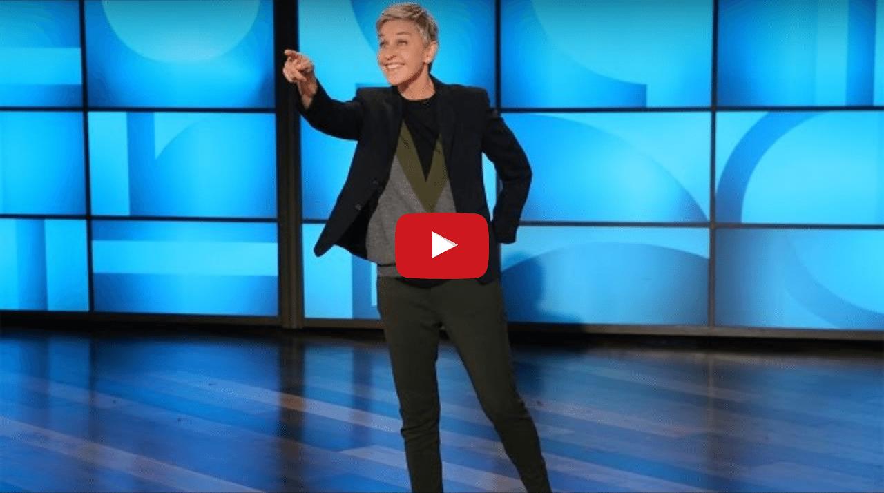 First Date Tips from Ellen Degeneres!